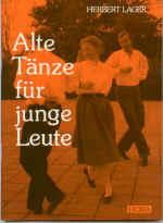 Titelblatt Alte Tänze für junge Leute